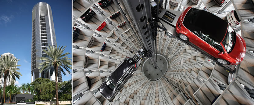 Porsche Design Tower To Have Car Elevators Porsche