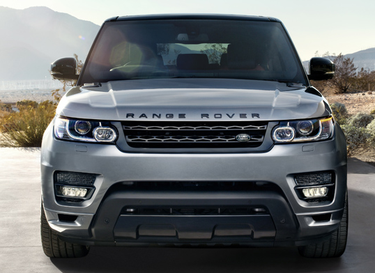Range Rover 2014 front